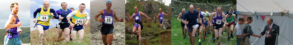 Fell Running Races and Runners  25 thousand Images